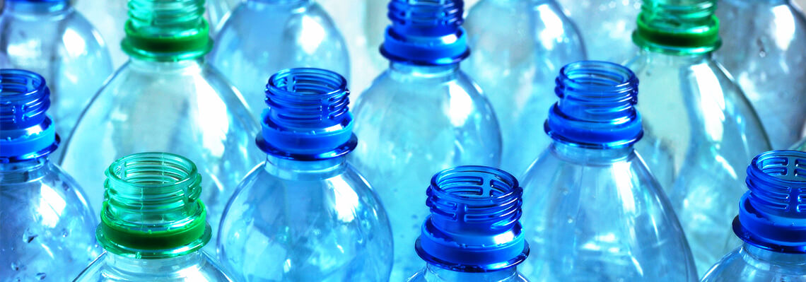 Glass or PET bottles?